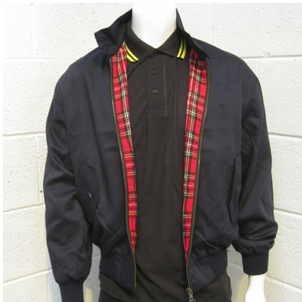 The Harrington Jacket, made by Barracuta, and later Ben Sherman, Fred