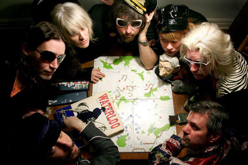 Les Sans Culottes: Parlez-vous Rock and Roll?