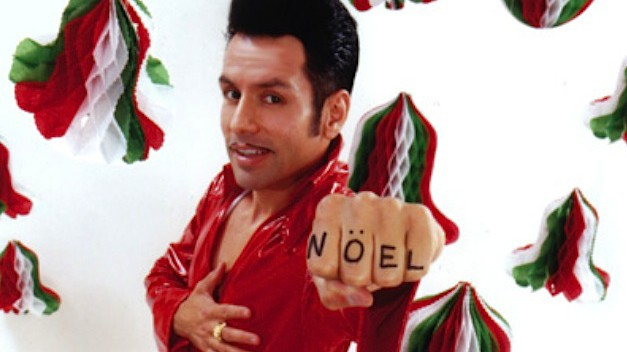 El Vez: Putting the Elvis back in Xmas