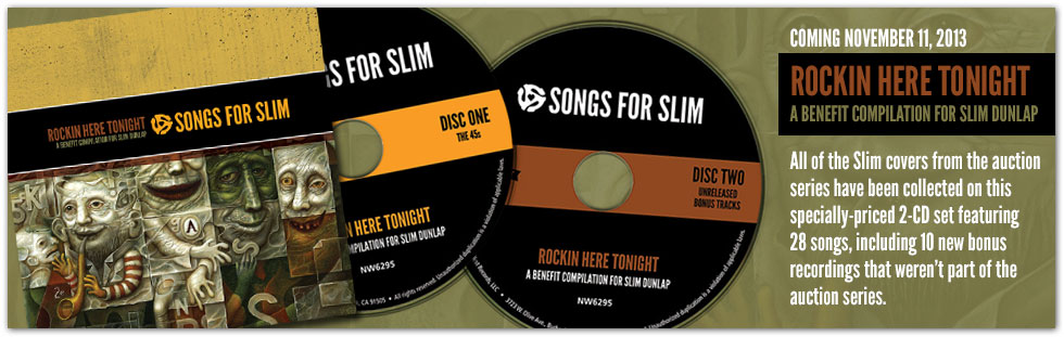 Replacements Return: Songs for Slim