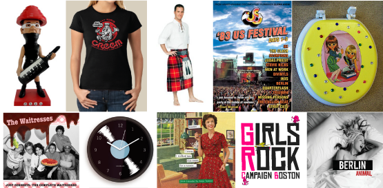 45 INCREDIBLY ROCKING GIFTS – The Rockerzine Holiday Goody Guide!
