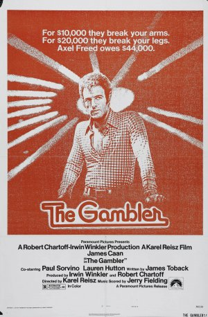 The Gambler: 3 Great Gambling Films to Warm Up With
