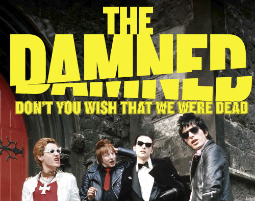 The Damned: Don't You Wish That We Were Dead: video Q&A with Wes Orshoski & Captain Sensible