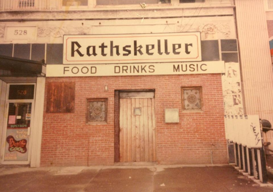 The Rat Remembered: 8 True (and Terrifying) Stories from Boston's Legendary Rock Club