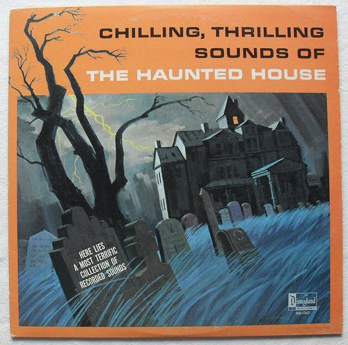 Rocker's Haunted Halloween Playlist!
