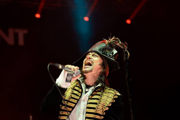 Live: Adam Ant: Kings of the Wild Frontier Tour 2017