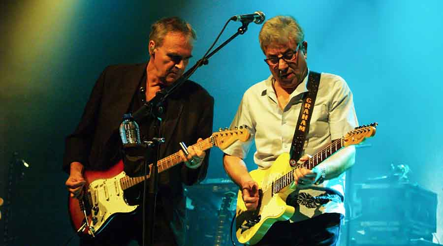 Reviewed: 10cc Live in Birmingham UK