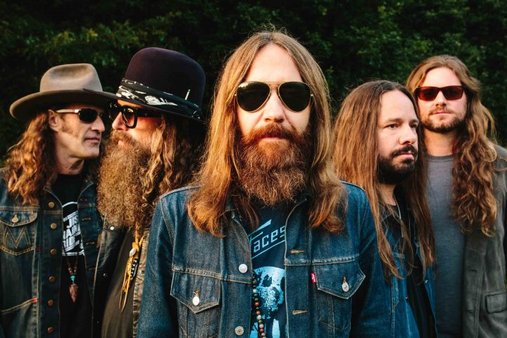 LIVE: Blackberry Smoke:  Birmingham Academy, Birmingham UK April 7th, 2017