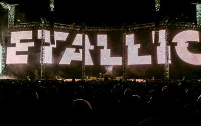 In Praise of Stadium Shows: Metallica live at Gillette Stadium