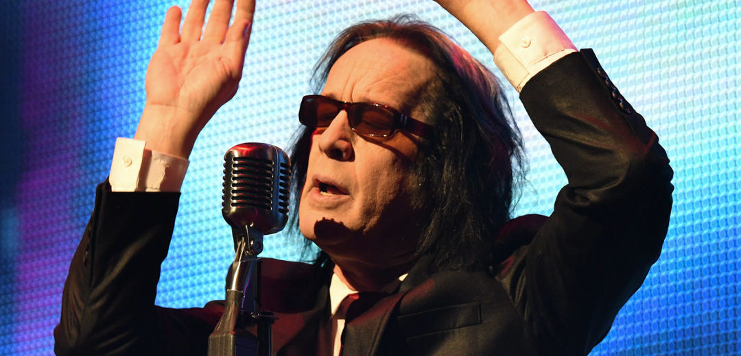 Let's Get Political: Todd Rundgren live @ The Wilbur Boston