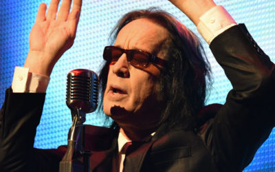 Let's Get Political: Todd Rundgren live @ The Wilbur Boston