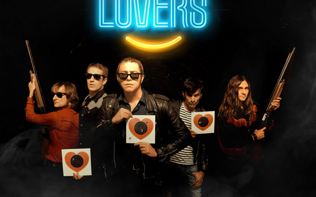 "Reviewed: The Bullet Proof Lovers – ""Shot Through The Heart"""