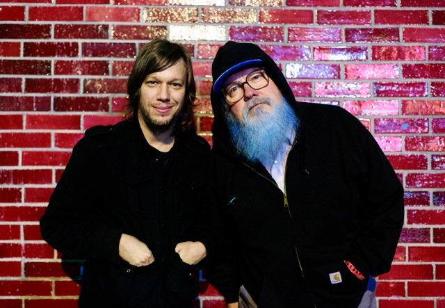 R. Stevie Moore & Jason Falkner: Make It Be