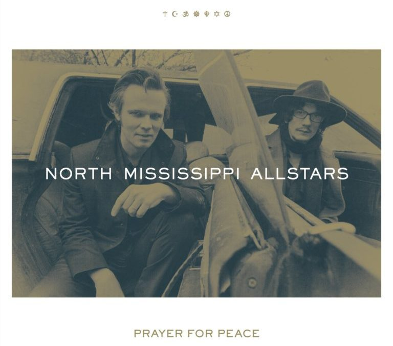 Reviewed: North Mississippi Allstars: Prayer for Peace