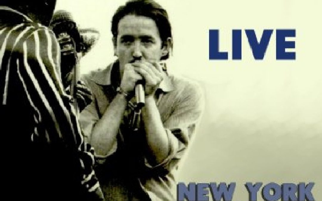 Reviewed: Paul Butterfield – Live New York 1970