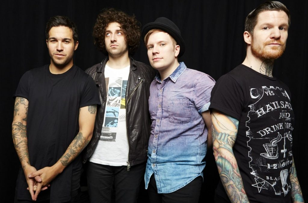 Live: Fall Out Boy @ TD Garden Boston