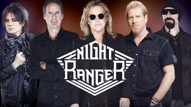 Live: Night Ranger – Their Own Worst Enemy