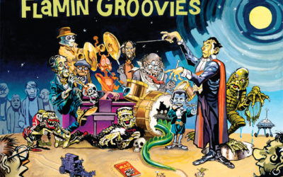 """Reviewed: The Flamin' Groovies """"Fantastic Plastic"""""""